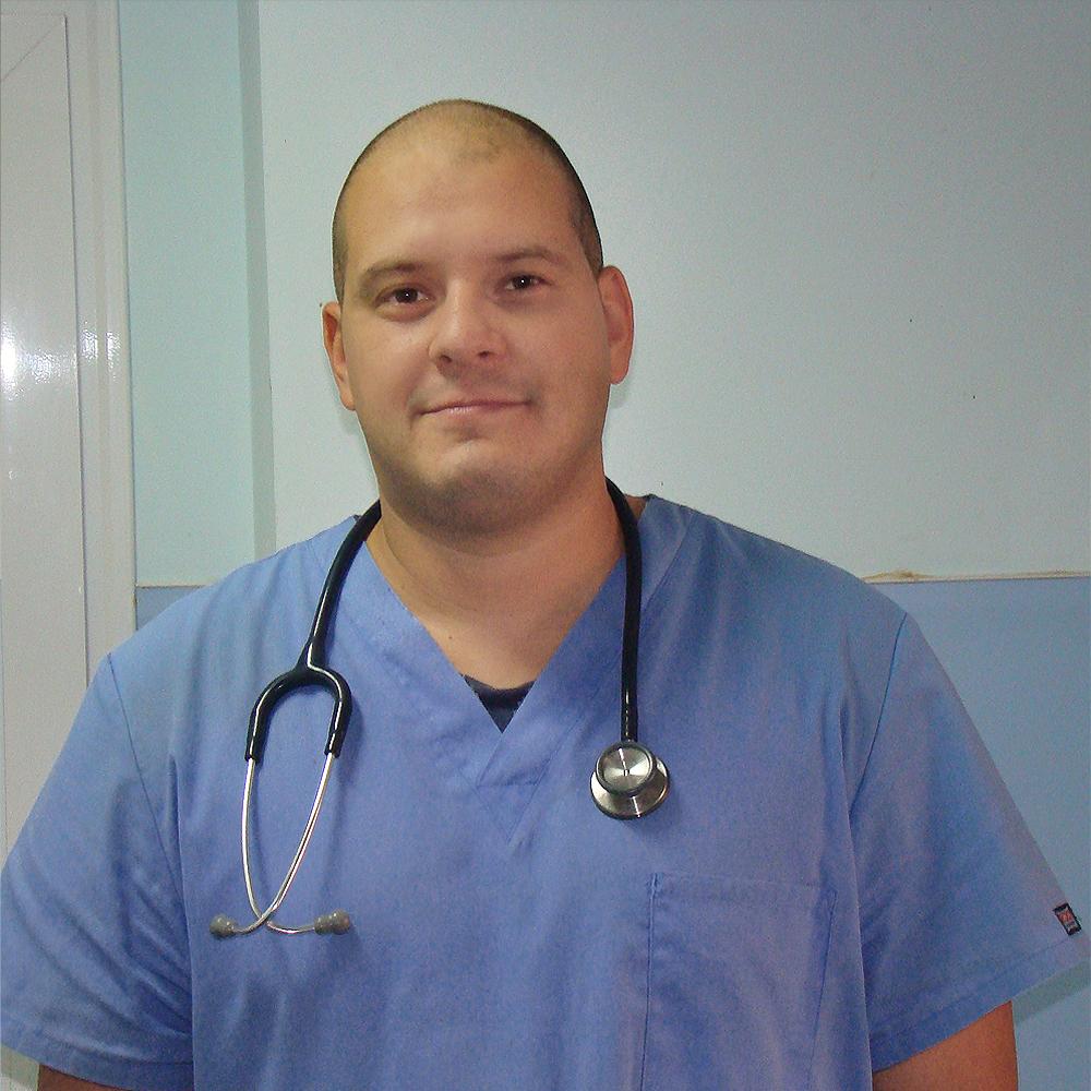 Д-р. Петър Нанев