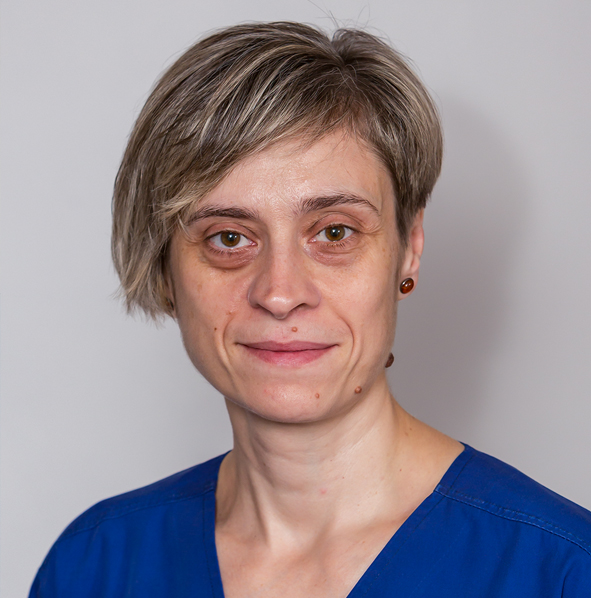 Д-р. Рина Павлова