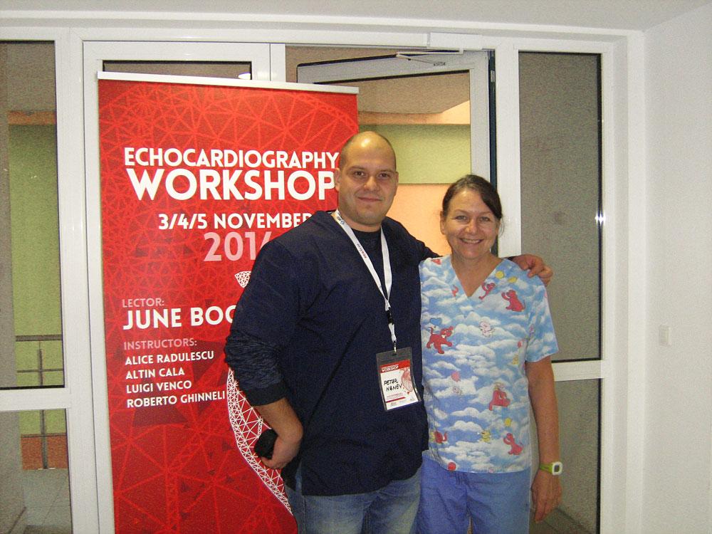 Д-р Нанев участва в workshop